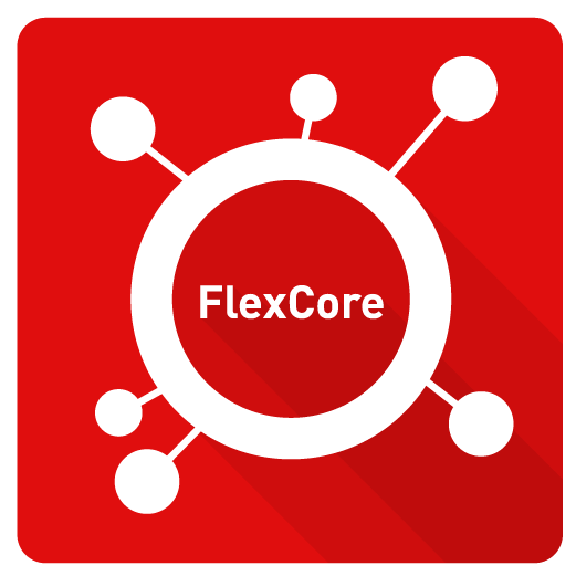 FlexCore Icon
